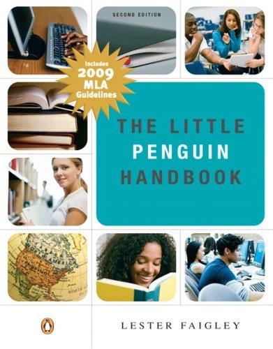 Little Penguin Handbook