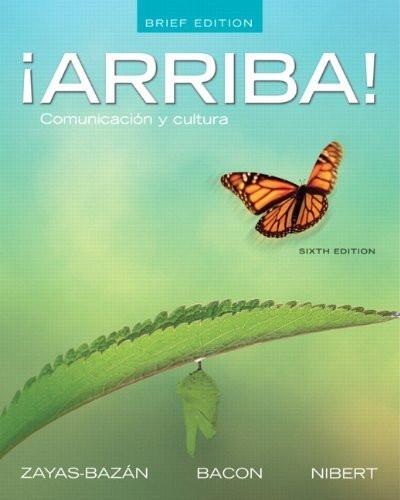 Arriba! Brief Edition