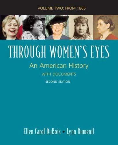 Through Women's Eyes Volume 2