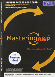 Mastering A&P Access Code