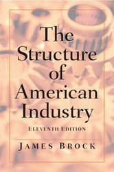 Structure Of American Industry