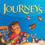 Houghton Mifflin Harcourt Journeys Student Edition Grade 4