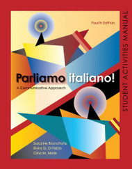 Parliamo Italiano Activities Manual