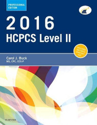 Hcpcs Level 2 Professional Edition