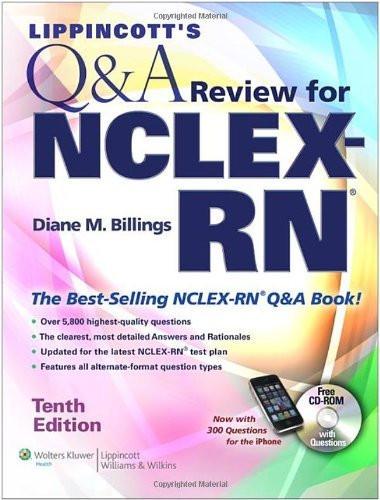 Lippincott's Qanda Review For Nclex-Rn
