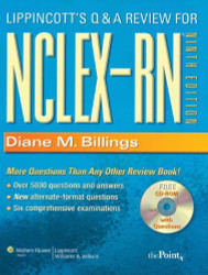 Lippincott's Qanda Review For Nclex-Rn