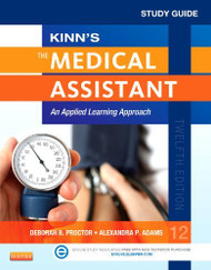 Kinn's The Medical Assistant An Applied Learning Approach Study Guide 2014