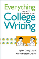 Everything You Need to Know About College Writing