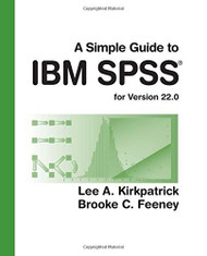 Simple Guide To Ibm Spss