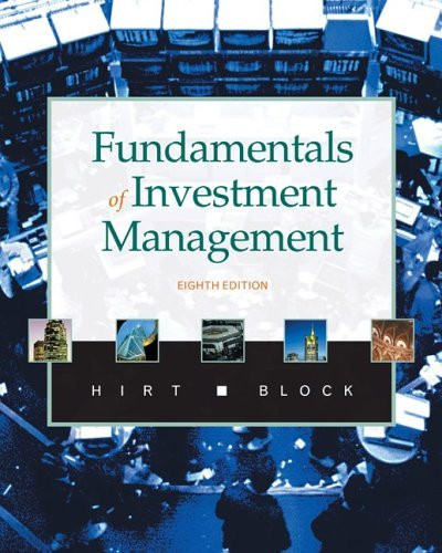 Fundamentals Of Investment Management