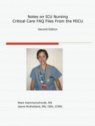 Notes On Icu Nursing