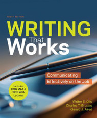 Writing That Works