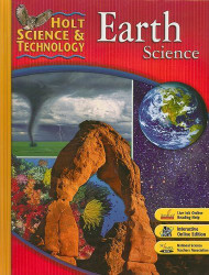 Science & Technology Student Edition Earth Science