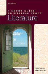 Short Guide To Writing About Literature