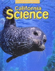 Science California Student Edition Single Volume Level 5