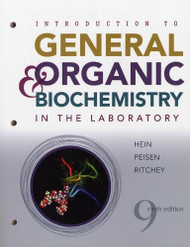 Introduction To General Organic And Biochemistry Laboratory Manual