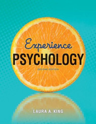 Experience Psychology By King Laura