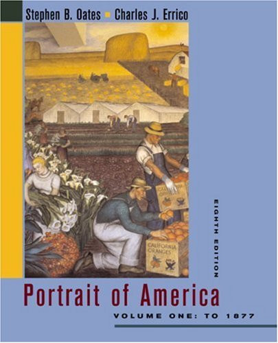 Portrait Of America Volume 1
