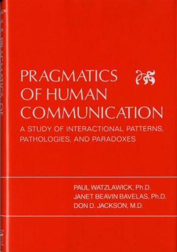 Pragmatics Of Human Communication