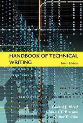 Handbook Of Technical Writing