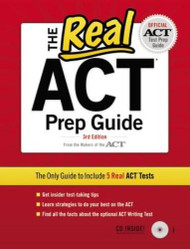 Real Act Prep Guide The Real Act Prep Guide By Act Inc