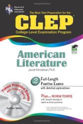 Clep American Literature Book