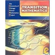 Ucsmp Transition Mathematics