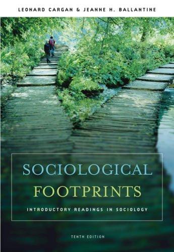 Sociological Footprints