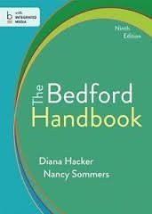Bedford Handbook >Instrs.Annot