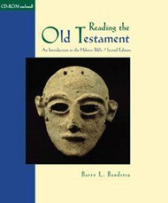 Reading The Old Testament Introduction To The Hebrew Bible
