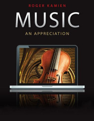 Music An Appreciation