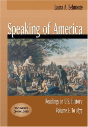Speaking Of America Volume 1