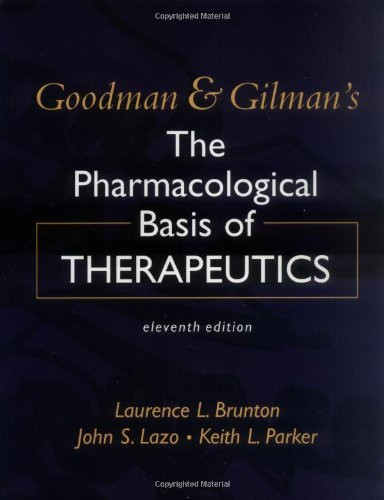 Pharmacological Basis Of Therapeutics