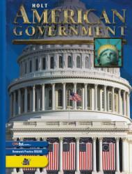 American Government Student Edition Grades 9-12