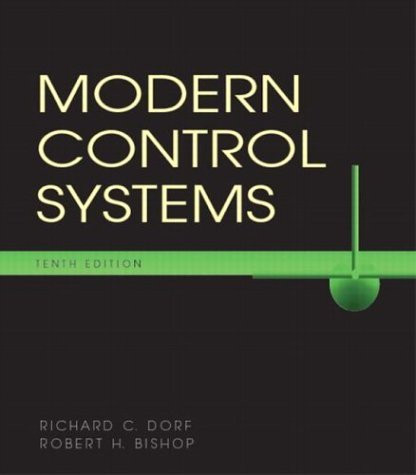 Modern Control Systems
