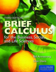 Brief Calculus For The Business Social And Life Sciences