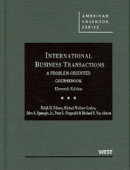 International Business Transactions A Problem-Oriented Coursebook
