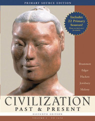 Civilization Past And Present Volume 1