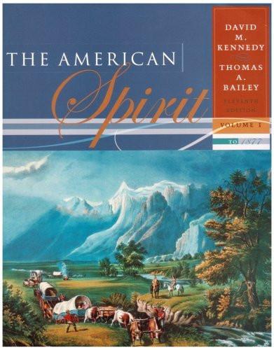 American Spirit Volume 1