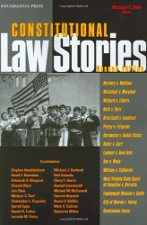 Constitutional Law Stories
