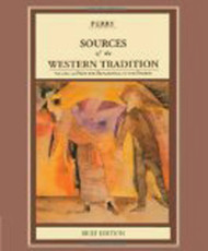 Sources Of The Western Tradition Volume 2