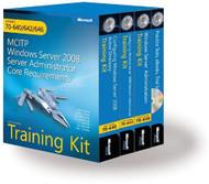 Windows Server 2008 Server Administrator Training Kit 3-Pack Exams 70-640