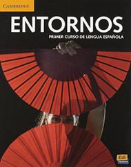 Entornos Beginning Student's Book plus ELEteca Access