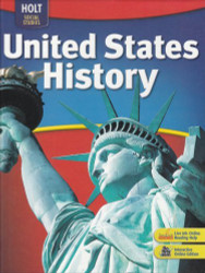 Holt Social Studies United States History Student Edition Full Survey 2007