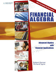 Financial Algebra