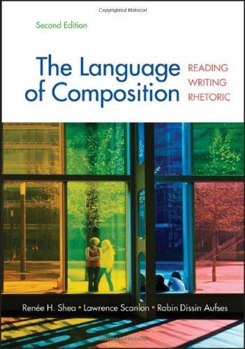 Language Of Composition