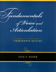 Fundamentals Of Voice And Articulation