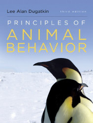 Principles Of Animal Behavior
