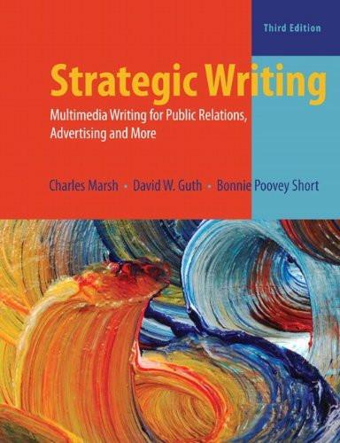 Strategic Writing