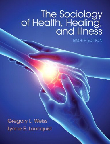 Sociology Of Health Healing And Illness